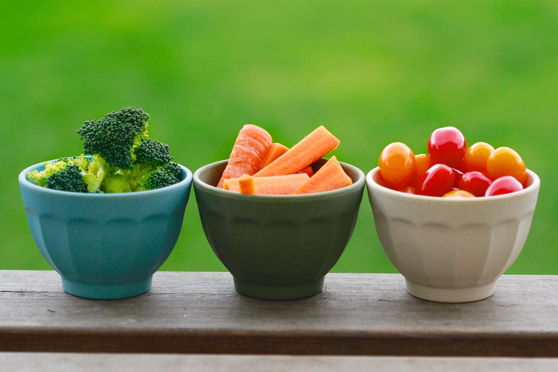 Mellemmåltider/sunde snacks